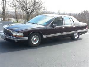 1993 Buick Roadmaster Specs 1993 Buick Roadmaster Limited Sedan 4 Door 5 7l For Sale