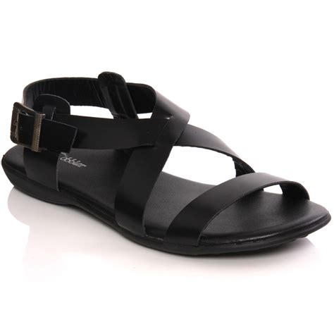 Handmade Sandals Uk - unze mens ikei handmade leather flat summer