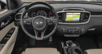 Kia Sorento Inside Pictures 2017 Kia Sorento Interior Release Date Release Date Cars