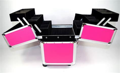 professional aluminium beautician makeup trolley