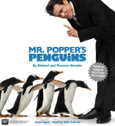 libro mr poppers penguins listen to mr popper s penguins by florence atwater richard atwater at audiobooks com