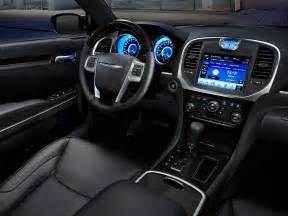 Interior Of Chrysler 300 2014 Chrysler 300c Price Photos Reviews Features