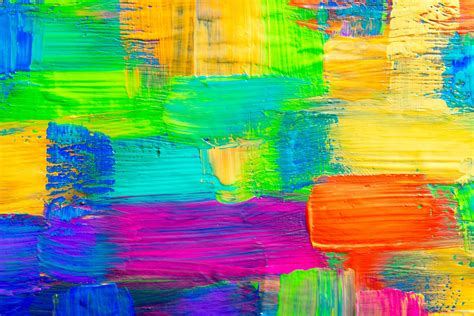paint acrylic colors texture paint hd wallpaper