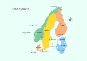 map of europe scandinavia geo map europe
