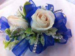 royal blue corsage and boutonniere prom corsages boutonnieres delivery modesto ca flowers by alis