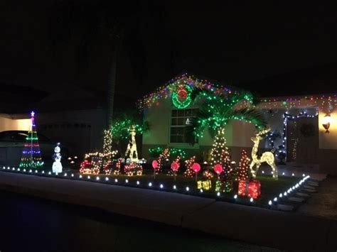 best neighborhoods for christmas lights in broward coun