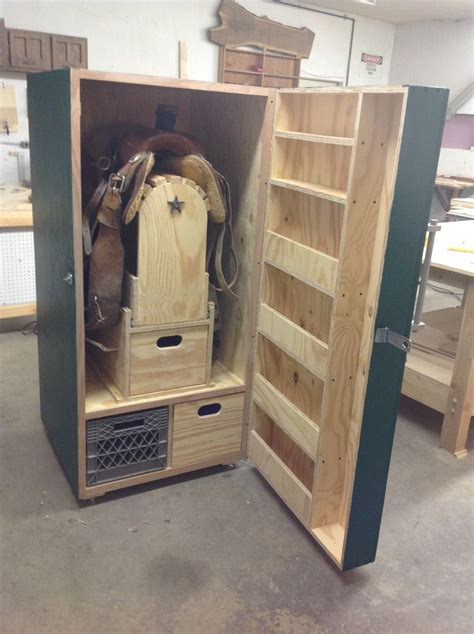 tack armoire tack locker 2 lucky dog