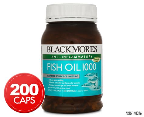 Blackmores Brain Active 30 Caps blackmores fish 1000mg 200 caps groceryrun au groceries grocery store