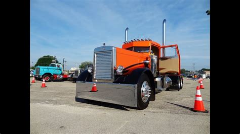 how are truck shows custom semi trucks