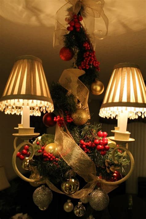 christmas light fixture 17 gorgeous chandeliers for a yuletide home decor homesthetics inspiring ideas for