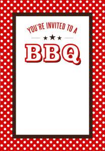 Bbq Party Invitation Free Printables Bbq Party Ideas Pinterest Free Printables Party Free Bbq Invitation Template