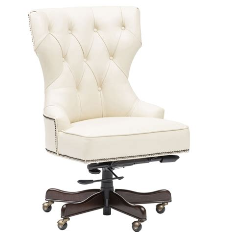 white leather desk chairs white leather desk chair office furniture white leather