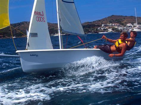 sailing boat laser laser class sailboat classic sailboats