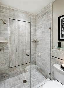 Best Bathroom Showers How Did You Finish The Edge In The Shower