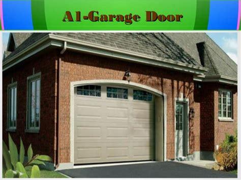 A 1 Garage Door Service by A 1 Garage Door Company In Your Services