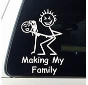 Amazoncom Making My Family Funny Stick Figure