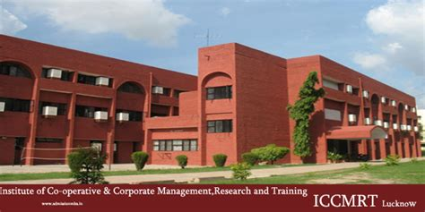 Mba In Lucknow by Institute Of Co Operative Corporate Management Reasearch
