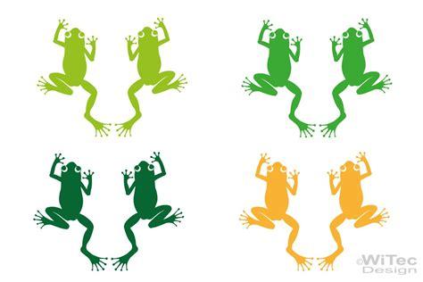 Autoaufkleber Frosch by Frosch Auto Aufkleber 2er Set Autoaufkleber Sticker