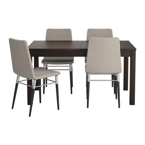 tavolo e sedie ikea bjursta preben tavolo e 4 sedie ikea