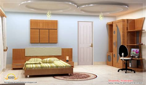 3d home interior design beautiful 3d interior designs kerala home design and