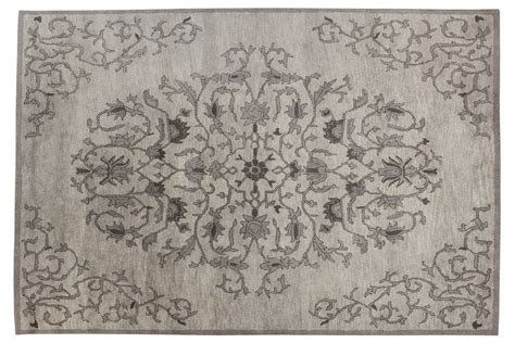 Gray Area Rug 5x8 5x8 Gray Floral Area Rug At Gardner White