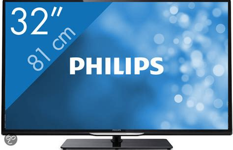 Led Tv Philips 32 Inch bol philips 32pfl4258 led tv 32 inch hd smart tv elektronica