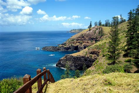 norfolk island coast guide