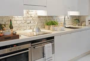 brick backsplashes for kitchens brick backsplashes rustic and full of charm