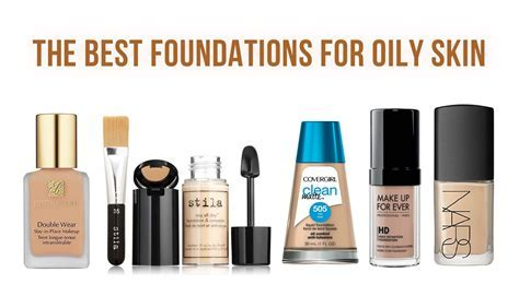 The Best Foundation for Oily Skin ? 2019 Top Picks and