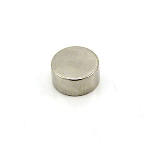 1 Pack Magnet Neodymium Kotak 20mm 20mm Dia X 10mm Thick N42 Neodymium Magnet 11kg Pull