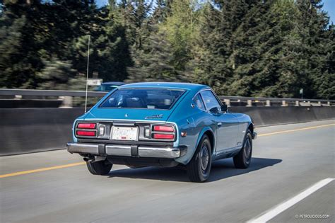 Nissan 280 Z by 5 Reasons To Drive A Nissan 280z Every Day Petrolicious
