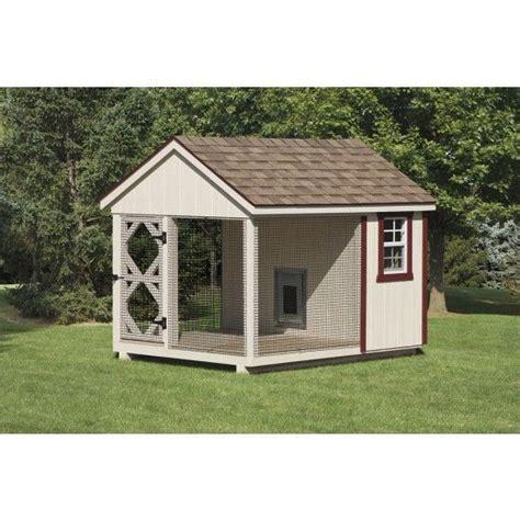 amish built dog house amish classic dog kennel kit amish dog kennels pinterest dogs classic and amish
