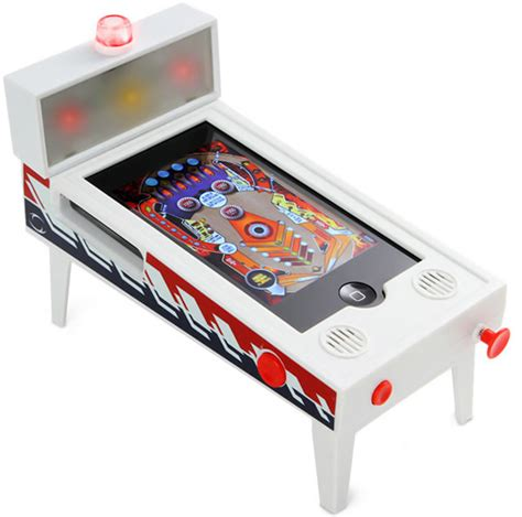 iphone pinball machine unizmos