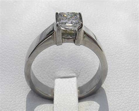 Titanium Engagement Rings by Titanium Engagement Rings Jewelry Galore