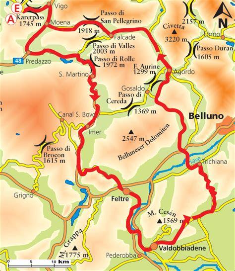 Motorradfahren Dolomiten by Motorradtour Dolomiten Belluneser Dolomiten Motorrad
