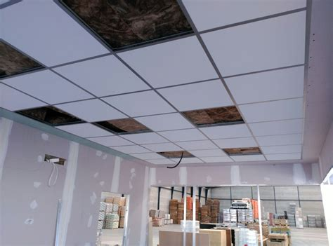 falsos techos desmontables techos desmontables fonopyl granada