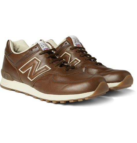 new balance leather sneakers new balance 576 leather running sneakers sneaker cabinet