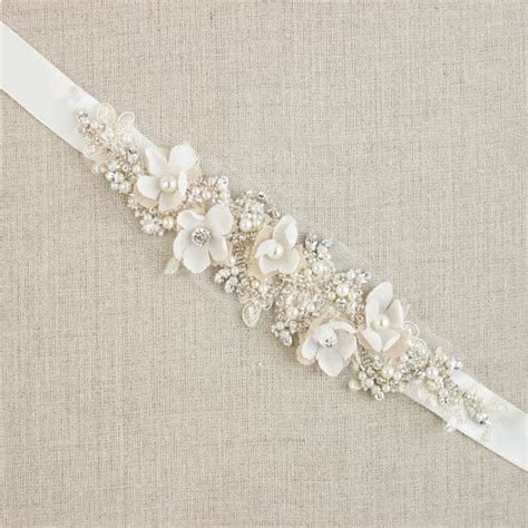 25 best ideas about wedding dress belts on