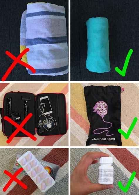 Handuk Kecil Untuk Olahraga Tips Packing Praktis Dan Efisien Untuk Backpackeran