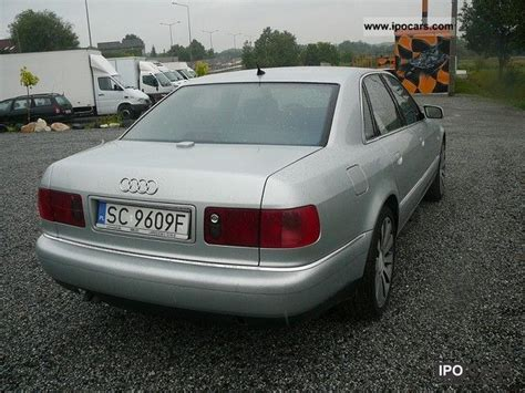 small engine maintenance and repair 1999 audi a8 electronic toll collection 1999 audi a8 car photo and specs