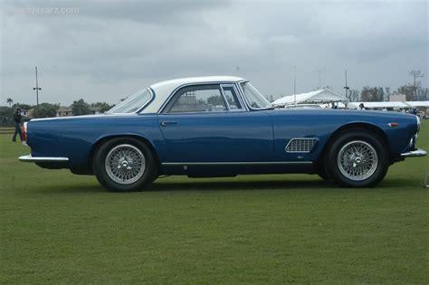 Maserati 3500 Gti by 1962 Maserati 3500 Gti Superleggera Touring Sebring
