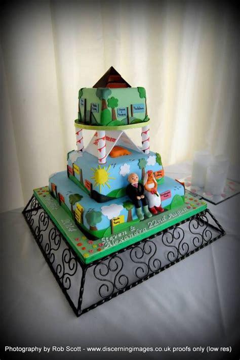 themes glastonbury our glastonbury themed wedding cake weddingcake