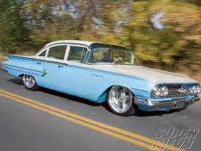 1960 chevy bel air four link independent rear suspension