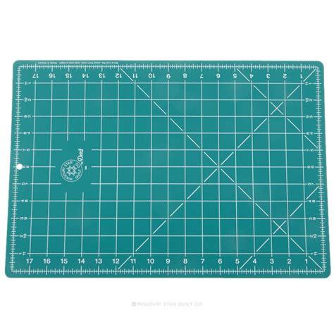 How To Flatten A Cutting Mat by 12 Quot X 18 Quot Cutting Mat With Custom Msqc Logo Dritz