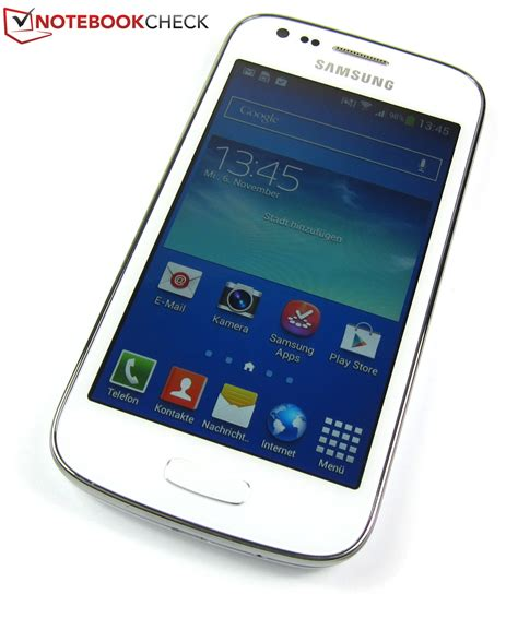 Samsung Galaxy Ace 3 review samsung galaxy ace 3 gt s7275r smartphone notebookcheck net reviews