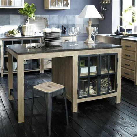 ilot central cuisine bois cuisine 238 lot central le cœur vivant de la maison