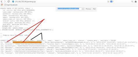 tutorial hack database server hacking tutorials sharing knowledge and it hack website