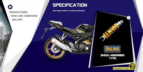 Shock Ohlins Yamaha R15 Yamaha Nmax 155 Pakai Shockbreaker 214 Hlins Cuma Rp 4 Juta