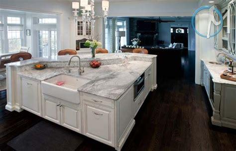Kitchen With Cabinets White River Granite Kitchen White Kitchen Cabinets With Granite