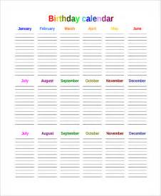 countdown calendar printable template sle countdown calendar 9 documents in pdf